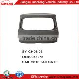 High Quality Sail 2010 Tail Gate For Chevrolet Auto Parts