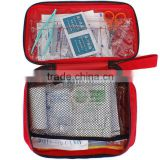 First aid bag,first aid big size bag,first aid kit,first aid empty bag,red empty bag