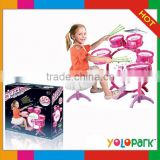 Children educational Jazz Drum Toys Set for girl set,gift toys