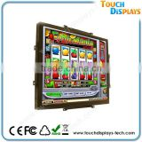 "19"" arcade game LCD monitor with 3M touch sceen"