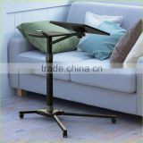 ajustable laptop stand bedside tables for hospitals