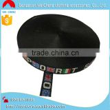 Embroidery grosgrain ribbon for dress and bags decoration on sale trade assurance is available