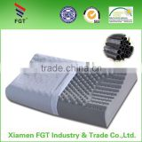 Bamboo Fabric Charcoal Pillow For Good Sleep