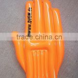 Inflatable Cheering Hand,PVC Finger, Finger toy