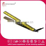 korea technology dual plates cold hair straightener flat iron RM-23