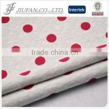 Jiufan textile cotton knitted blanket wholesale fabric hoodie fabric