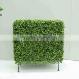 china artificial green boxwood hedge decoration