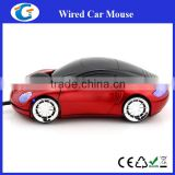 wired car shaped design computer optical mouse                                                                                                         Supplier's Choice