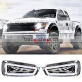 Car LED Auto Daytime Running Lights DRL For Ford F150 F-150 2010 2011 2012 2013 2014