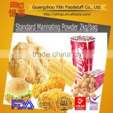 hot sale Chinese manufacturing KFC Marinated seasoning powder 1kg per bag
