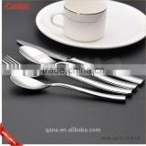 silver gold plated cutlery, Inox flatware set                                                                         Quality Choice