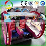 Electric Motorcyclem Plastic Children Swing Car