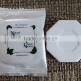 Hotel soap with customized logo special shape soap