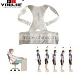 Hot sale factory direct neoprene magnetic back posture support with CE FDA