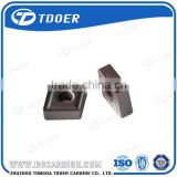 Tungsten Carbide Milling Insert for Processing Steel