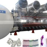 Glass crafts/ scissors pvd coating machine/mosaic,crystal vacuum coating plant