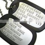 Faster Metal Dog Tag Embossing Machine