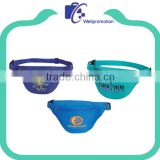 blue nylon waist fanny pack wholesale