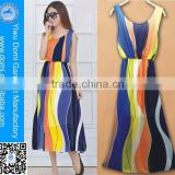 Fashionable many colorful sexy women wholesale bikini kaftan beachwear