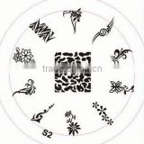 2014 new arrival nail art kit high quality nail art stamping kits nail art products wholesale