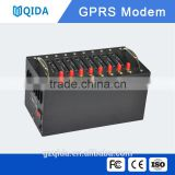 One-hand module sms marketing sim hosting sim bank ussd gsm modem OPEN AT comand