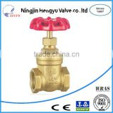 HYFY-API Foctory Price Cost PN 16 2 Inch Lead Free Bronze Gate Valve Class 125 800 900 Non-rising
