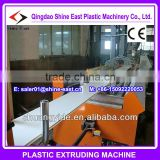 PVC WPC ceiling panel machine / pvc ceiling panel machine / decorating vinyl wall covering making machine