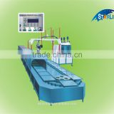 Wenzhou Starlink Hot Sale 19m 60 stations Production Line inject plastic foaming shoe making machine