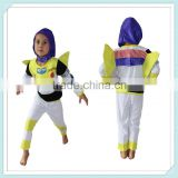 Quality Buzz Light year Costume Buzz Light year Animated Character Costume For Children Kids Cosplay Costume