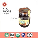 qualified and competitive buckwheat honey black honey with high quality /sugar free type