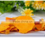 Vacuum fried sweet potato chips, vf vegetables