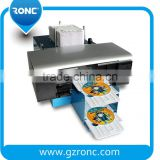 High Speed Automatic Portable 6 colors Ink cd dvd Printing Printer