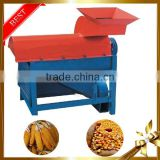 Malaysia factory price best quality soybean maize sorghum millet best electrical sweet corn peeling machine