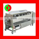 shenghui Hot Sell Small potato skin peeler,electric potato peeling machine/peeler machine