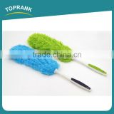 Toprank Hot Sale Cleaning Fiber Brush Unextended Duster Microfiber Long Handle Car Cleaning Duster