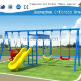 (CHD-869) Top quality plastic swing for child, hanging garden swing chairs, outdoor iron swing