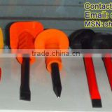 all kinds of high quality drop-forged chisels with safe hand guard holder wood carving tools
