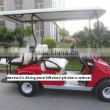 4 seats electric sightseeing car fashionable with CE certificate