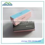 Top quality disposable manicure sets 4 sided nail buffer block
