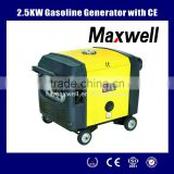2.5kw Gasoline Generator with CE