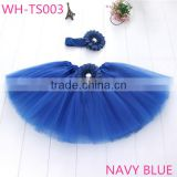 royal blue colour party ballet tutu dresses for girls 4 years