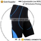 Customizd Cycling Men's Shorts Biking Bicycle Bike Pants Half Pants 3D Padded Cycling Underwear Shorts