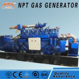Silent 400 kw natural gas generator