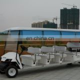 Electric Sightseeing Passenger Bus