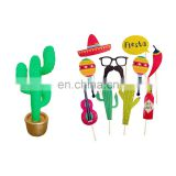inflatable cactus Fiesta Party Photo Props Party Accessory