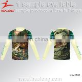 Alibaba Uv Protection And Quick Dry Kids Winter Fishing Jersey Shirts Wear