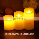 Fashion Hot Selling Electronic LED Artificial Candle Light for Saint Valentine's Day/Birthday/Party/Wedding/Bar Tea Light Candle