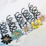 Spiral Spin Screw Bobby Pin Hair Clip Twist Barrette Black New Hairpins Hair Band Accessories