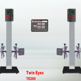 Mobile 3D Wheel Alignment Machine