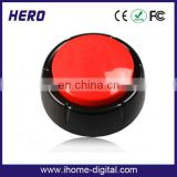 Innovative chinese products electronic music box/easy button recording toys